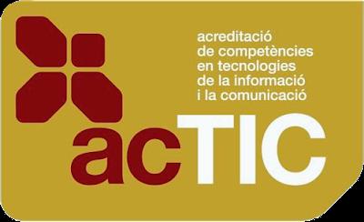 ACTIC Acreditació Competències